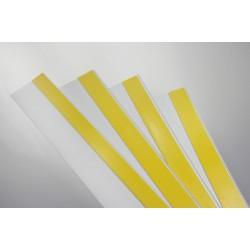 Listwy płaskie samoprzylepne 40x1,5mm